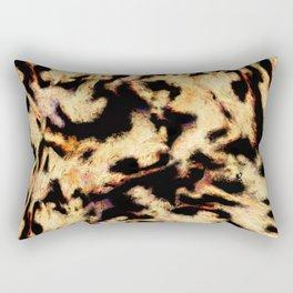 Eroding the thought Rectangular Pillow