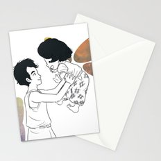 The Fireflies Stationery Cards