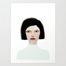 Bobbie Art Print