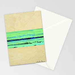 Modern Movement 001 - Signed - Abstract Landscape Canvas Art - Comforters - Bedding - Metal Prints Stationery Cards