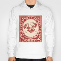 obey Hoodies featuring OBEY by frail