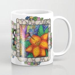Sunset Stargazing with a Friend Coffee Mug