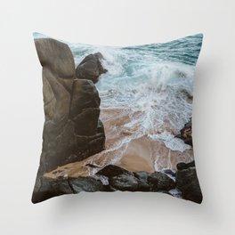 Pedregal, Mexico VII Throw Pillow