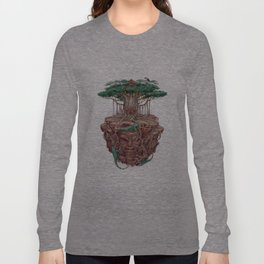 tree land Long Sleeve T-shirt