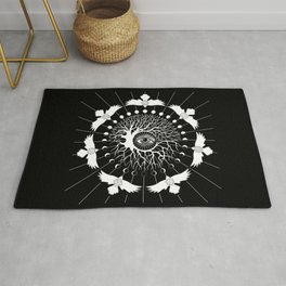 Pursuit of Next, a Tree of Life Rug