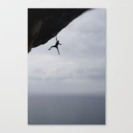 Cliffhanger Two by Boone Speed Canvas Print