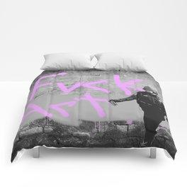 Fvck Art Comforters