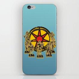 FAITH OF SEVEN iPhone Skin