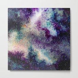 Galaxy v.5 Metal Print