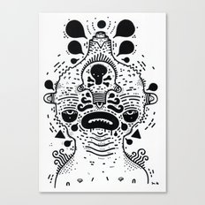 SADBOYZZ Canvas Print