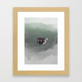Unsettled Framed Art Print