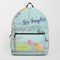 Fashion Capitals Backpack