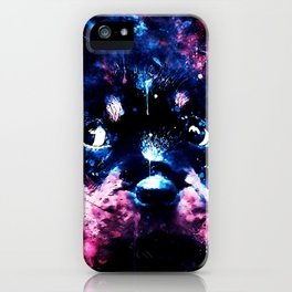 rottweiler puppy dog ws c80 iPhone Case