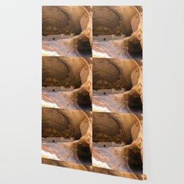 Ancient Pueblo - Gila Cliff Dwellings Wallpaper