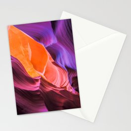 Anelope Canyon Stationery Cards