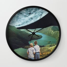 Mercury Afar Wall Clock