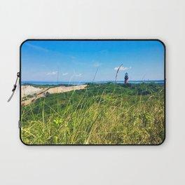 Cliffs of Aquinnah Laptop Sleeve