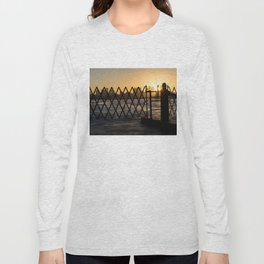 Staten Island Ferry: Sunrise Long Sleeve T-shirt