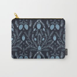 Fir and Rosemary Carry-All Pouch