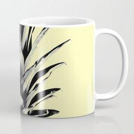 Pineapple in yellow Coffee Mug