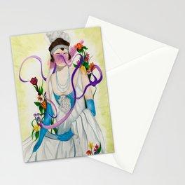 The Wedding Portrait Stationery Cards