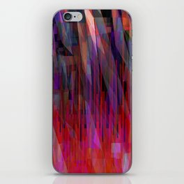 unsettled 4d iPhone Skin