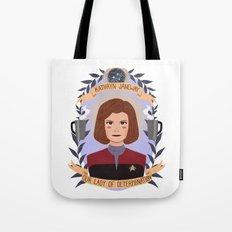 Kathryn Janeway Tote Bag
