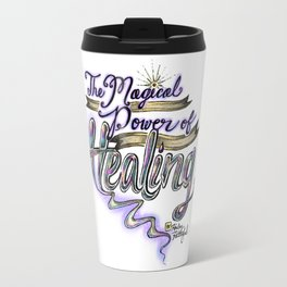Magical Healing Powers Travel Mug