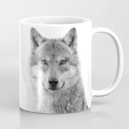 Wolf Portrait Coffee Mug