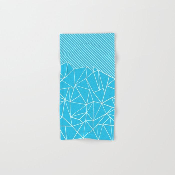 Ab Lines 45 Electric Hand & Bath Towel