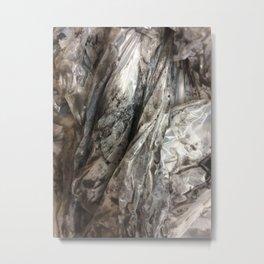 Texture Metallic Metal Print