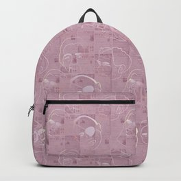 Israeli Leaders: Pattern 2 Backpack