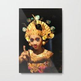 Bali Dance #4 Metal Print