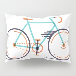 speed bike Pillow Sham
