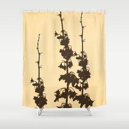 Florales · plant end 4 Shower Curtain