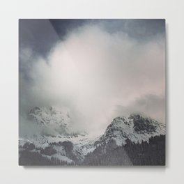 The alps 2 Metal Print