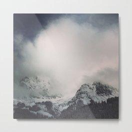 The alps 2 Metal Print
