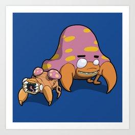 Pokémon - Number 46 & 47 Art Print