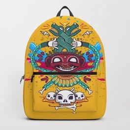 Demonio Azteca Backpack