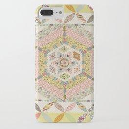 Norfolk Island Quilt iPhone Case