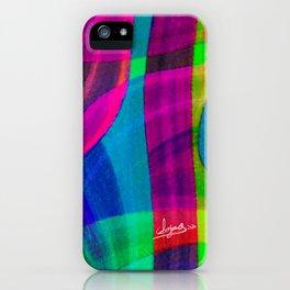 Fragmento de matices de vida color 4 iPhone Case