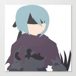 Beruka (Fire Emblem) Canvas Print