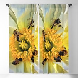 Let Me Be Your Honey Bee Blackout Curtain