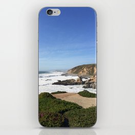 Sunny Bodega Bay iPhone Skin