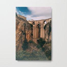 Ronda, Puente Nuevo Metal Print