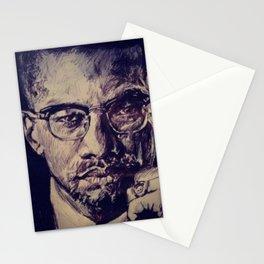 Malcolm X Stationery Cards