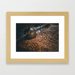 Roasted Coffee 4 Framed Art Print