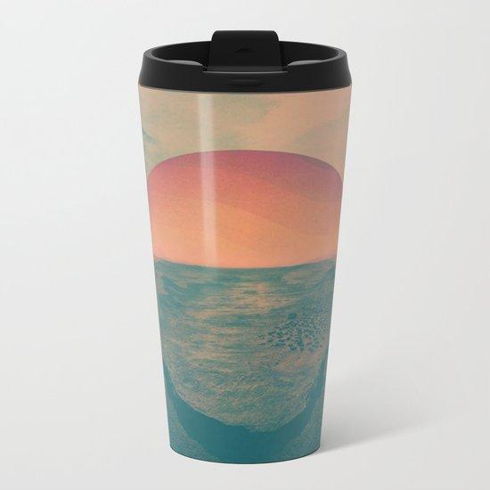 oblivion Metal Travel Mug