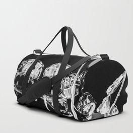 CLEAN SET NEGATIVE Duffle Bag