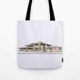 Darwin Martin House Tote Bag